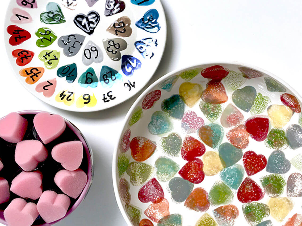 Keramik bemalen Neuss Potteria - Keramik selbst bemalen