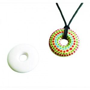 Sticker, Anhänger & Perlen